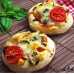 Mini pizza simple si rapide