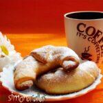 Cornuri cu fructe şi rom / Rum&Raisins Mincemeat Croissants