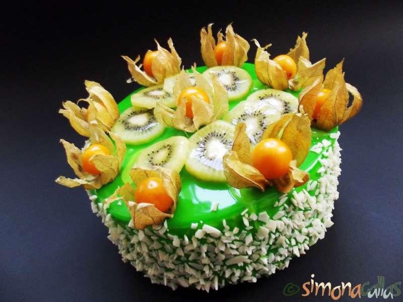 Tort-Exotic-Green-cu-fructe-exotice-si-ciocolata-4