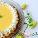 Tarta Mojito / Mojito Pie