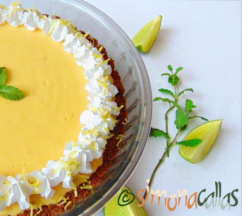 Tarta Mojito cu menta si limete – o tarta speciala
