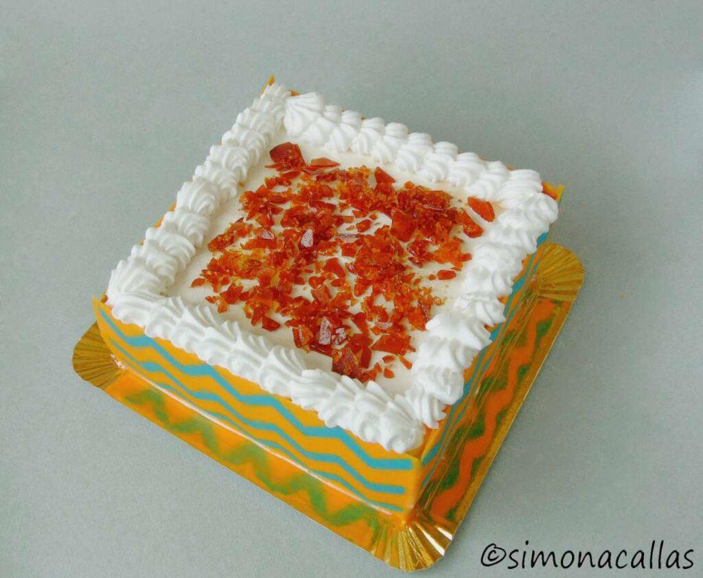Tort egiptean Torte Egyptian Vant Japonez