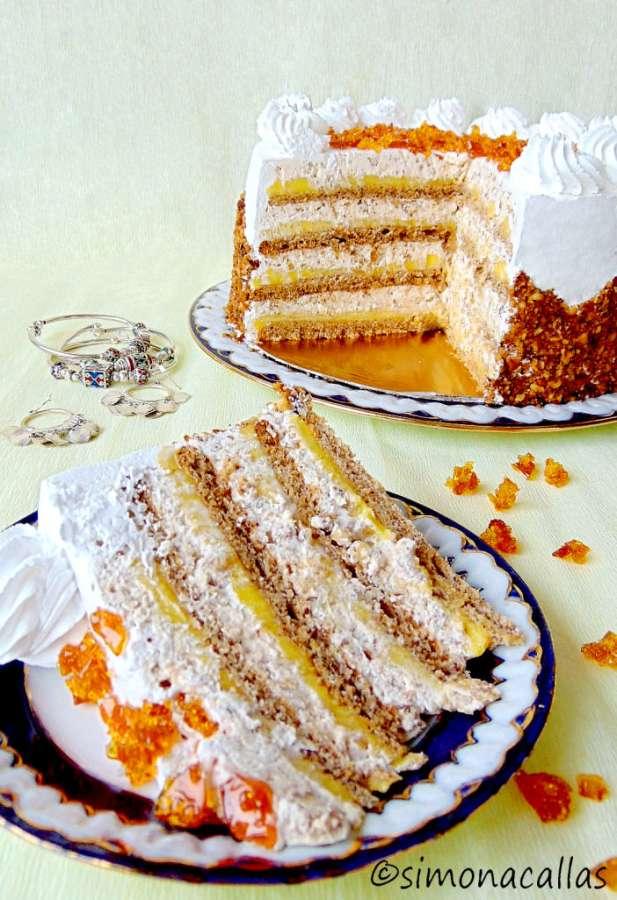 Tort-Egiptean-Egyptian-Cake 1