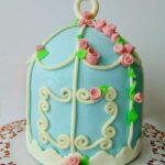 Tort Colivie / Birdcage Cake