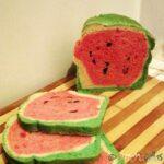 Paine in forma de pepene – paine pufoasa si gustoasa