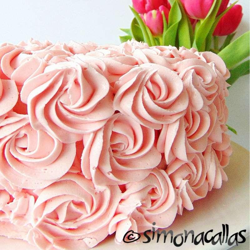 Tort Catifea roz cu sampanie