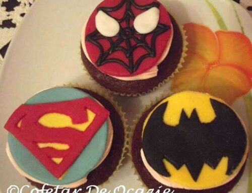 De Ziua Copilului – cupcakes tematice