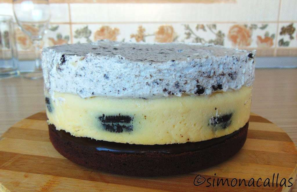 Oreo Dream Extreme Cheesecake h
