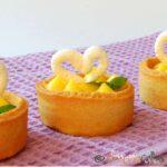 Minitarte cu lamaie si bezea / Lemon Meringue Tartlets