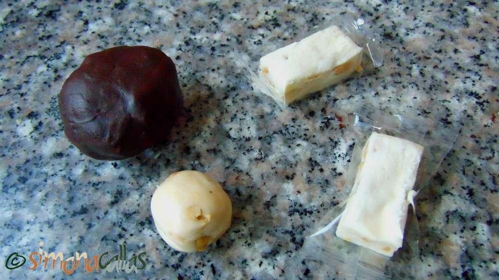 Prajitura de ciocolata Mooncake