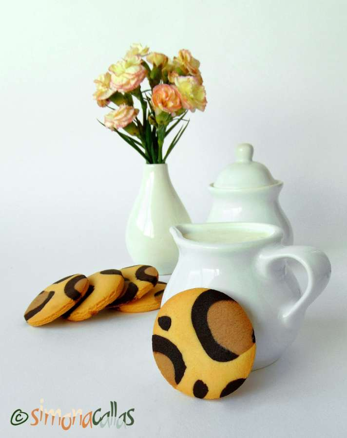 Fursecuri leopard biscuiti fragezi