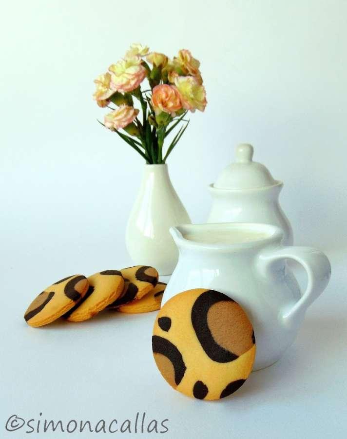 Fursecuri Leopard biscuiti fragezi 1
