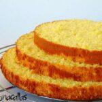 Lemon Sponge Cake (Lemon Pan di Spagna)