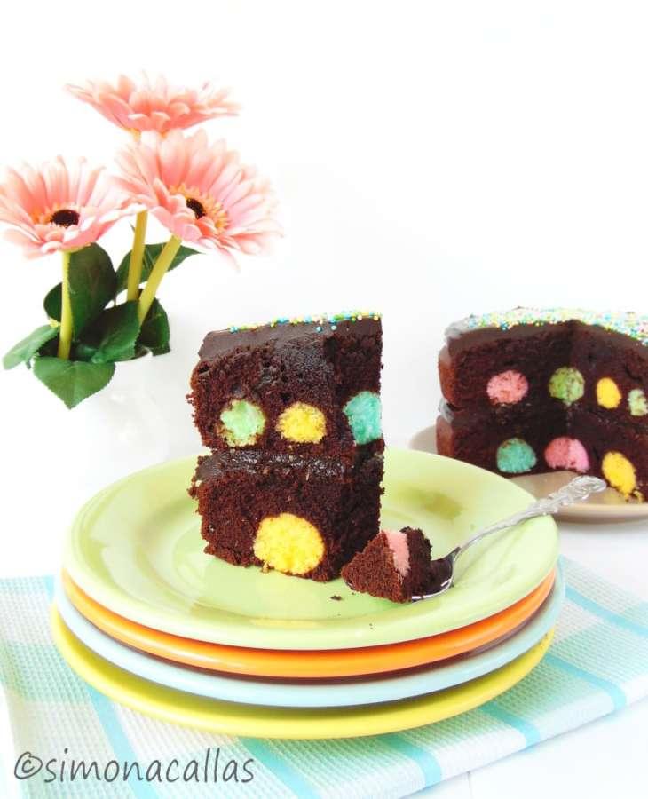 Ricotta Orange And Chocolate Cake