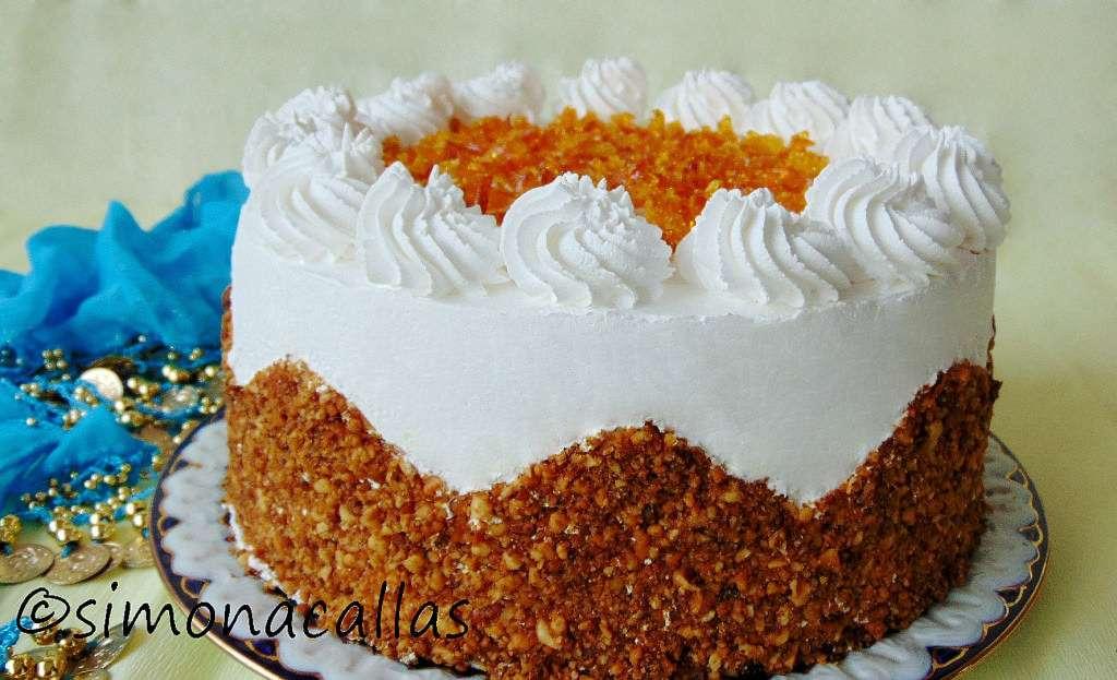 Tort-Egiptean-Egyptian-Cake-Torte