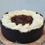 Tort de ciocolata simplu si rapid – tort mousse