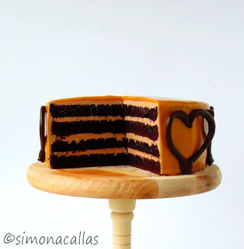 Chocolate-Caramel-Cake-4