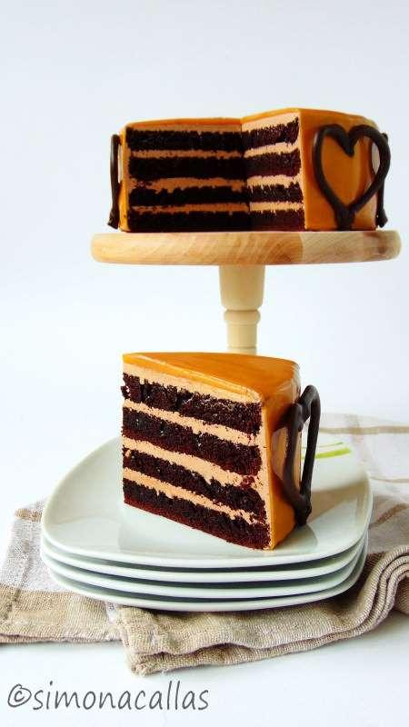 Chocolate-Caramel-Cake-5