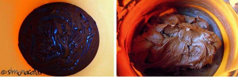 Tort ciocolata si visine