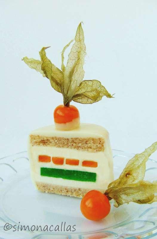 Physalis cake recipe
