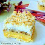 Banana Split Pie – a quick, easy and delicious dessert
