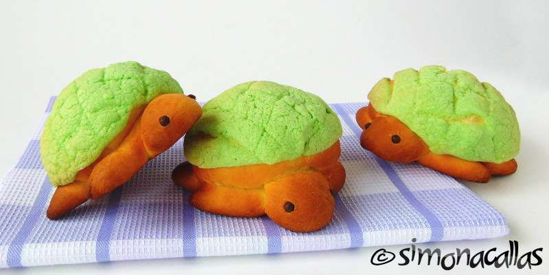 for 10 turtle buns of 70 g weight each )