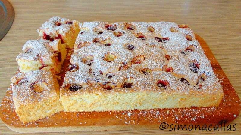 Sour-Cherry-Sponge-Cake-1