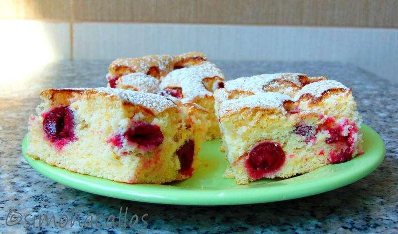 Sour-Cherry-Sponge-Cake-3