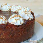Cheesecake cu caramel – cheesecake delicios la cuptor