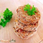 Healthy Baked Veggie Patties