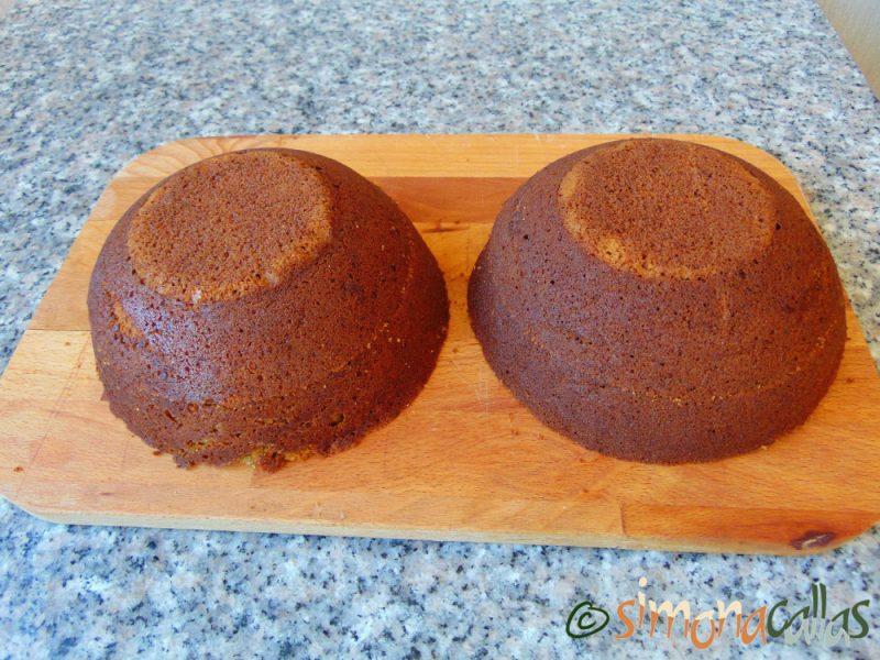 Tort cu dovleac si ciocolata