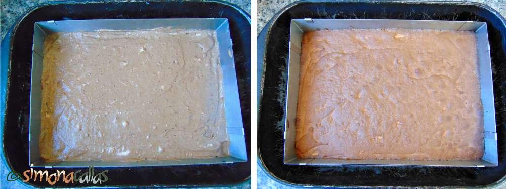 La Bohème Mono Portion Cake a