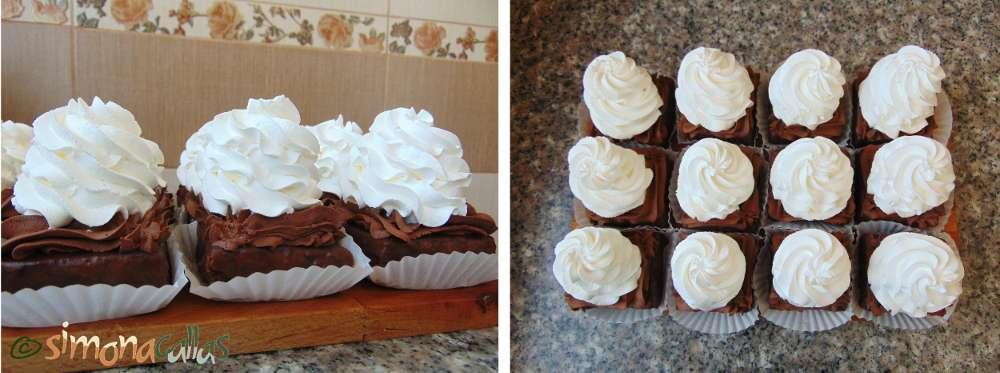 La Bohème Mono Portion Cake f