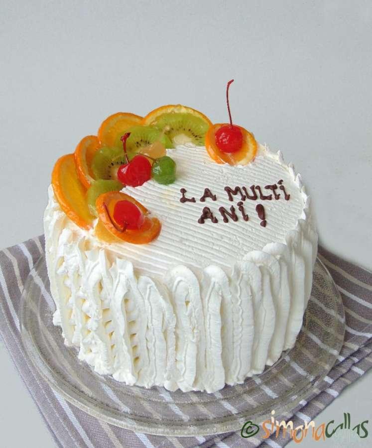 Tort Tutti Frutti 2