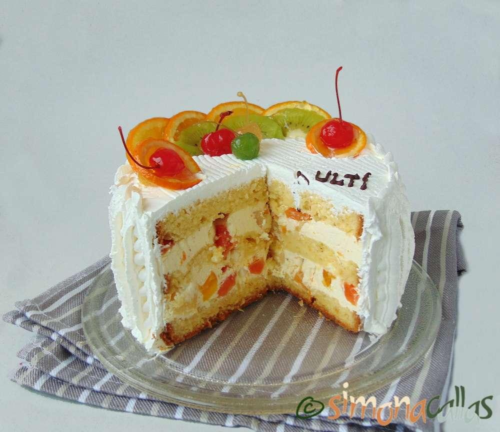 Tort Tutti Frutti 4