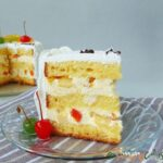 Tort Tutti Frutti cu fructe tropicale – un desert de ocazie