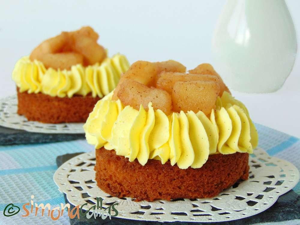 Tarte cu mere si vanilie 2