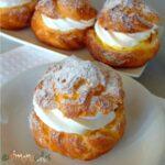 Cream Puffs (Choux à la Crème) – a classic delicious french dessert