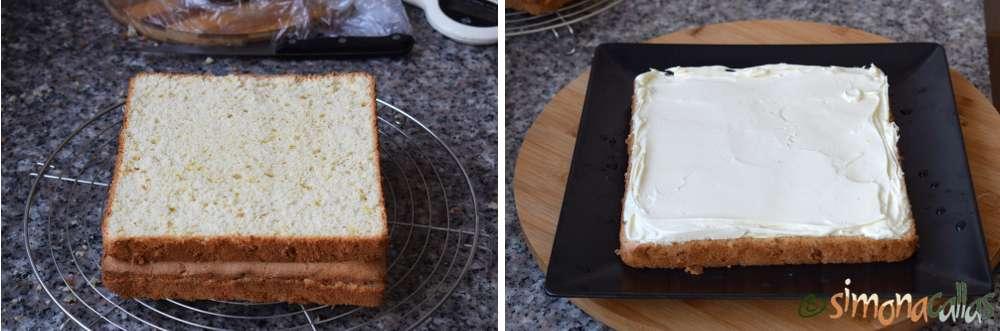 Tort alb