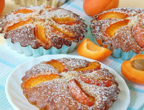 Tarte rapide cu migdale si caise – un desert fara gluten