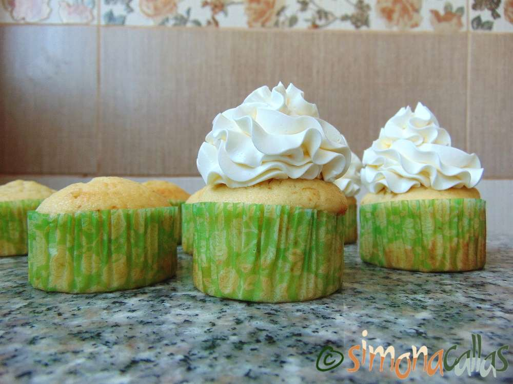 Margarita Cupcakes cocktail recipe