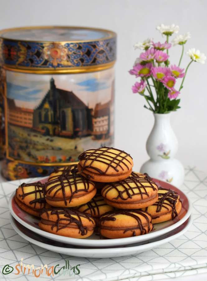 Paleuri de cofetarie cu ciocolata