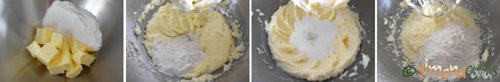 Blat de tort alb pufos umed