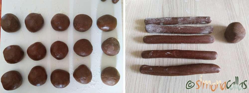 Fursecuri fragede cu ciocolata