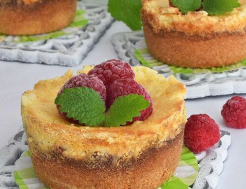 Cheesecake dietetic hipoglucidic fara gluten