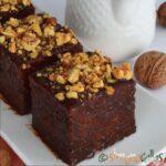 Prajitura congoleza: deliciu de casa cu nuca
