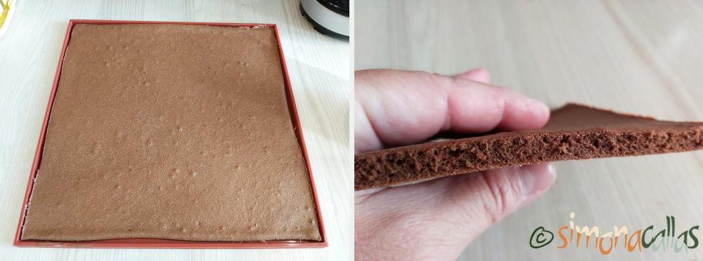 Foi Dobos cu cacao