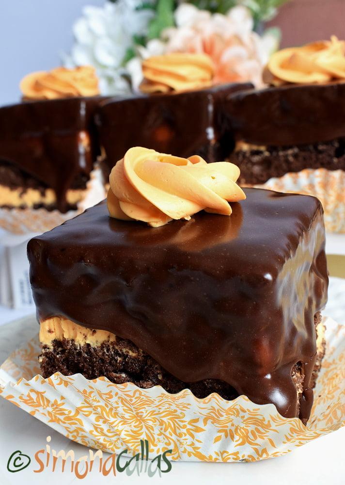 Amandina cu ciocolata