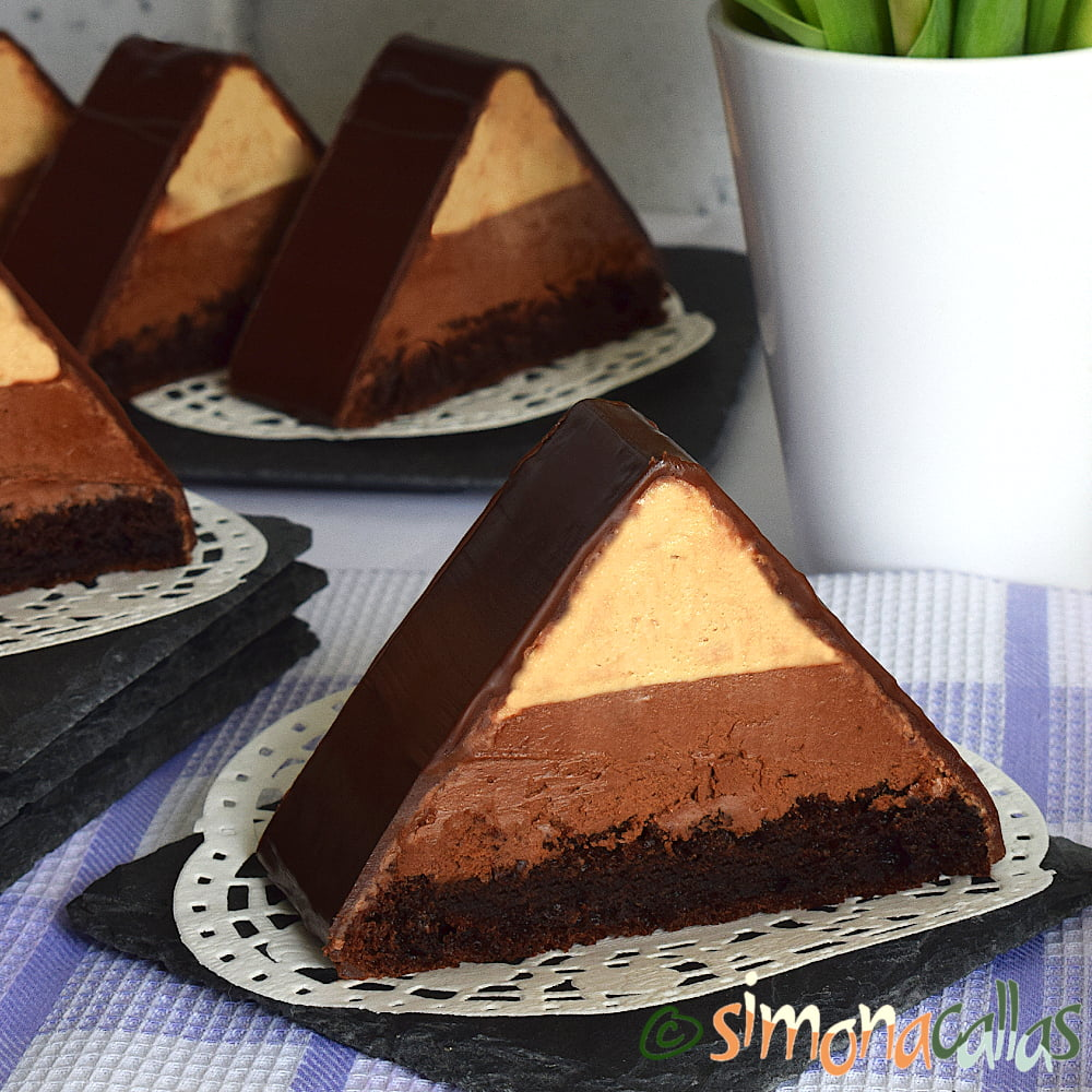 Prajitura Fagaras cu ciocolata si ness